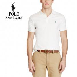 Polo Ralph Lauren manches courtes Soft Touch en pima