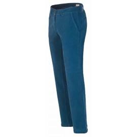 Pantalon homme velour Slim coton stretch velour 1000 raies