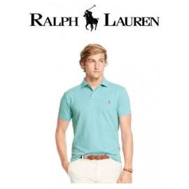 Ralph Lauren polo homme slim marque Ralph Lauren